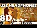 Download Video Pal Pal Dil Ke Paas (8D Audio+Audio Spectrum) -  Arijit Singh , Parampara | Bollywood 8d Audio MP4,  Mp3,  Flv, 3GP & WebM gratis