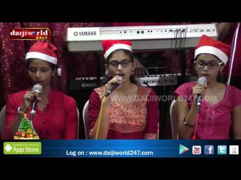 Band Agape Presents -Christmas Carols & Christmas Message│Daijiworld Television