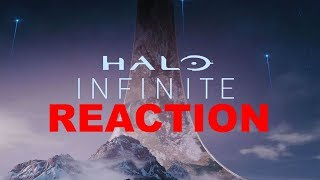 Halo Infinite E3 Trailer (Reaction)