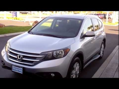 2012 2013 2014 Honda CR-V with Accesories