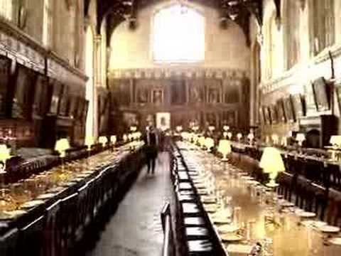 Comedor de harry potter youtube for Comedor harry potter