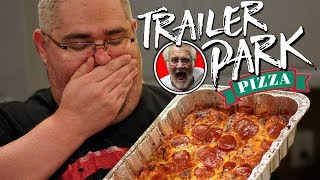 ANGRY GRANDPA'S TRAILER PARK PIZZA! (MELTDOWN)