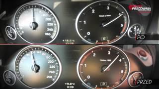 BMW F11 520 d Motopracownia chip tuning(Auto które zostało poddane chip tuningowi ,w serii pokazało na naszej hamowni 159,6KMi 385,5 NM czyli trzymało parametry fabryczne-jest to wersja ..., 2015-05-05T16:07:54.000Z)
