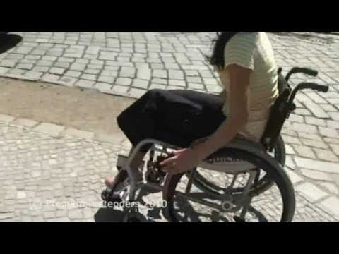 P27 - Noa as Wheelchair RAK amputee pretender