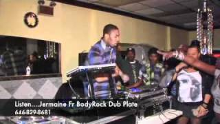 Biggest Forward 2010 ( Messenger Sound playing Jermaine Fr Body Rock Sound Dub Plate )