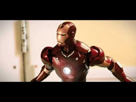 Iron Man vs Bruce Lee 01