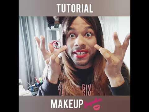 Dicas de Maquiagem (com o ator Bruno Portela)