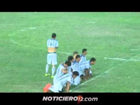 Fútbol Federal C: Mitre 1 (4) - Argentinos del Norte 1 (3)