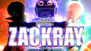 ZACKRAY:Best ROB in SSBU montage (fanmade)【スマブラSP】【ロボット】【超絶プレイ集】