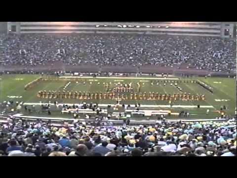1992 - UCLA vs USC Pregame 11/21/92