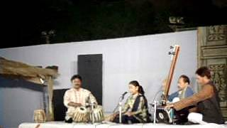 Srija Das, disciple of Vidushi Savita Devi ji, performing Solo at Bhavan