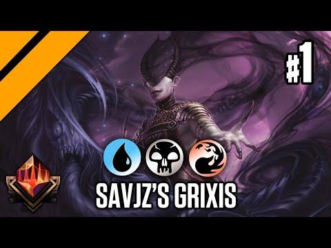 Savjz Grixis Control - Standard Bo3 | Theros Beyond Death | MTG Arena