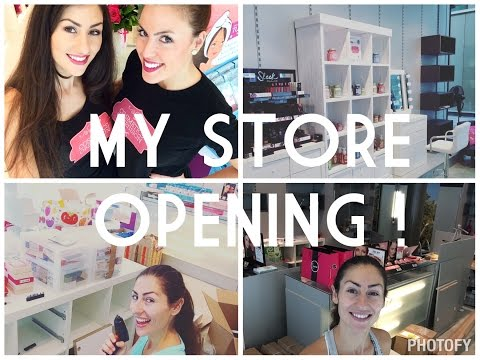 Cosmetics Obsession - Store opening !!!