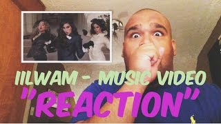 fifth harmony i m in love with a monster music video reaction