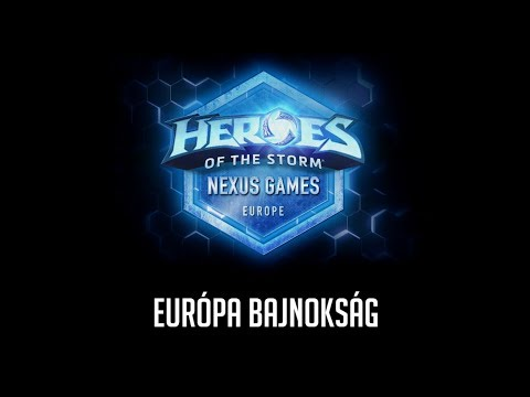 Nexus Games - Európa Bajnokság - Day 4 - Lengyelország vs. Hollandia - Game 2