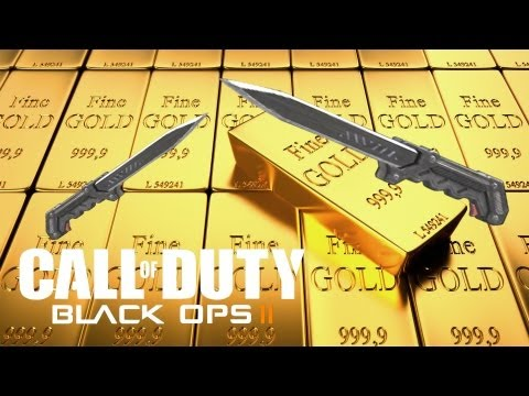 Call Of Duty: Black Ops II | Road To Gold | Cuchillo Balístico
