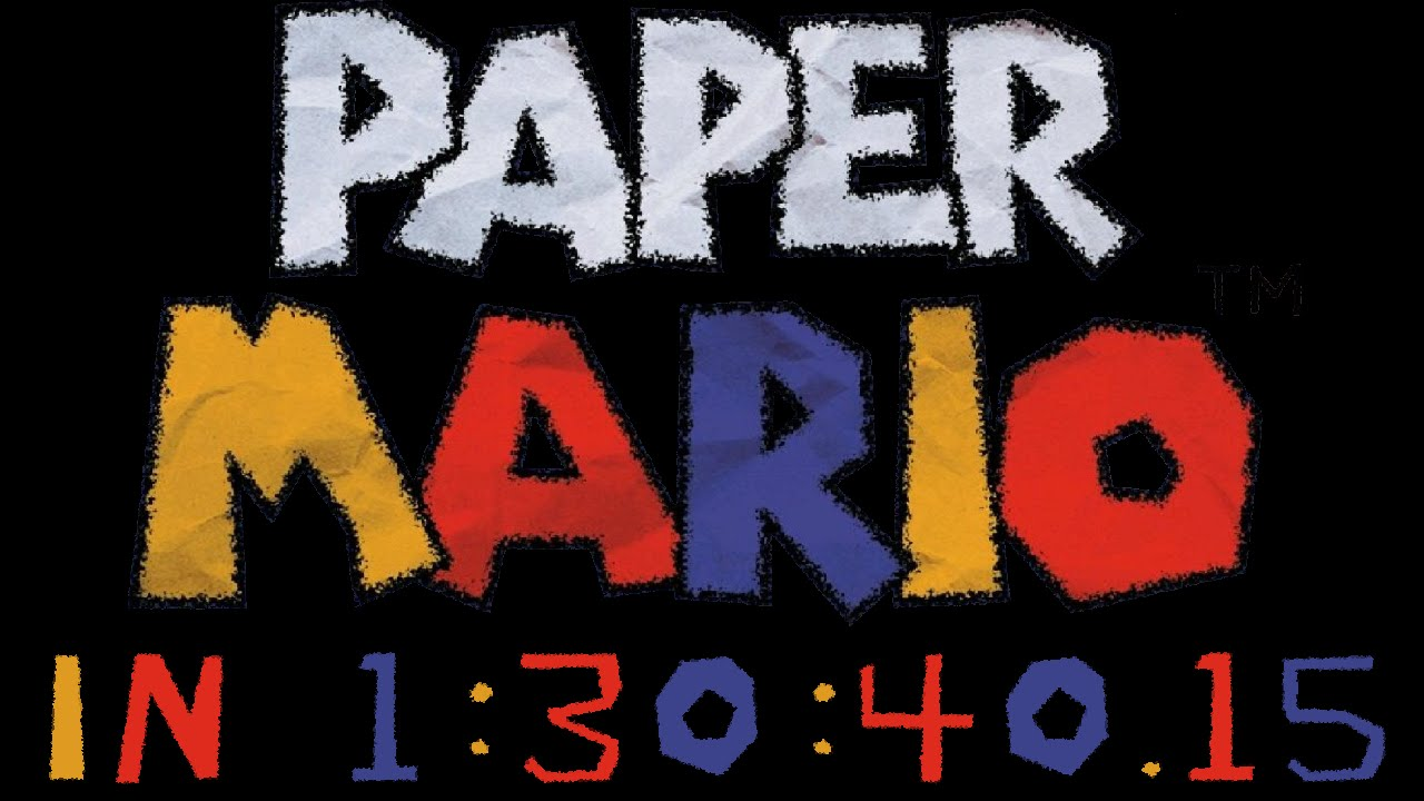 TASVideos submissions: #4587: Malleoz's N64 Paper Mario in 1:30:40 15
