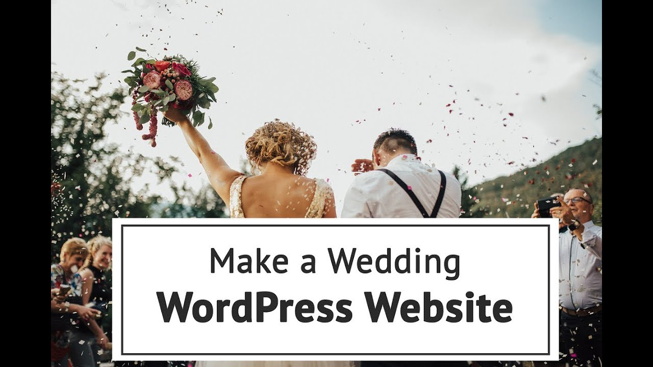 Create A Wedding Website.Create A Wedding Website With Ease