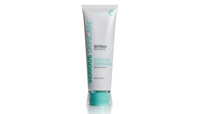 Glycolic Gommage Exfoliating Facial Youtube