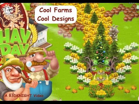 Hay Day Cool Farms Cool Designs 5 Youtube