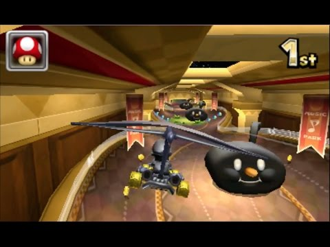 Mario Kart 7: Music Park [1080 HD]