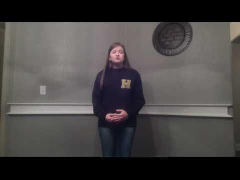 Speech Communications Persuasive Speech