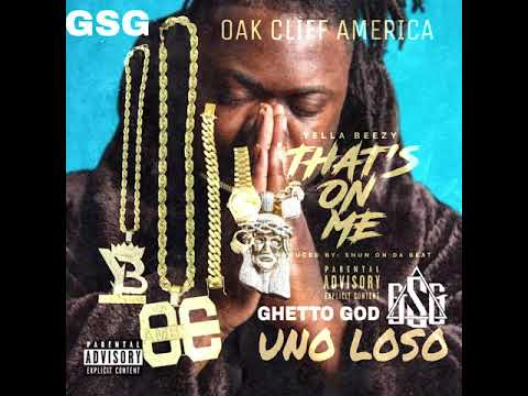 Thats On Me remix by Uno Loso