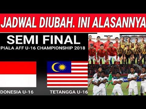 DIGESER;JADWAL INDONESIA VS MALAYSIA SEMIFINAL AFF U16;ALASANNYA?TIMNAS;BENDERA INDONESIA;UAS;JOKOW