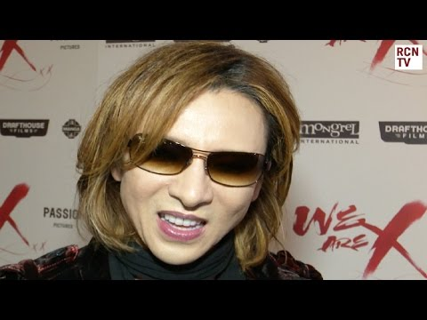 X Japan Yoshiki Fan Message