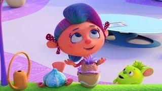 Любовь к трем шишканасам – Монсики – мультфильм для детей – чувства и эмоции