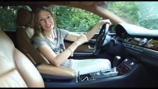 Подержанные автомобили - Audi A8, 2004