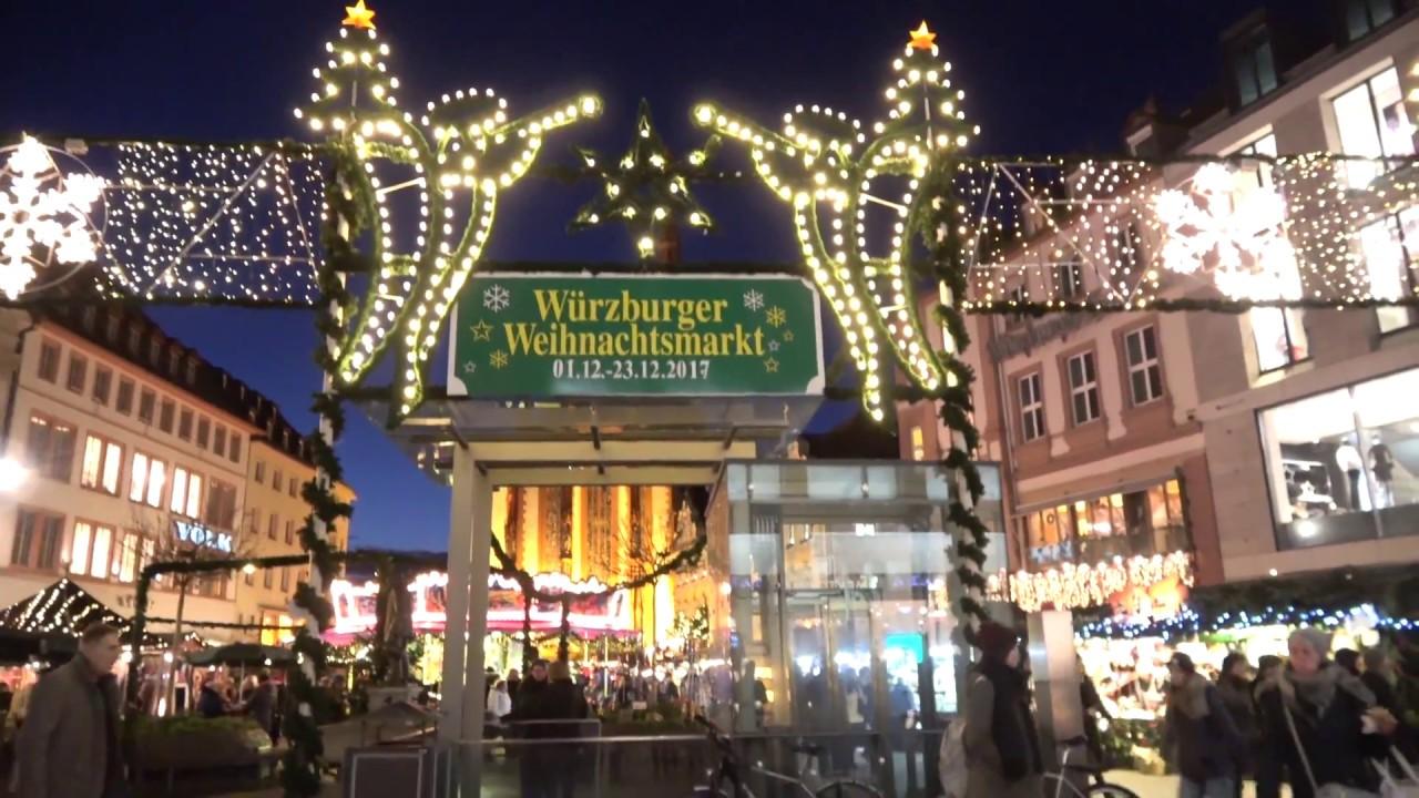 Weihnachtsmarkt Würzburg.Hinter Den Kulissen Auf Dem Würzburger Weihnachtsmarkt Epro Feliz Nawüdad