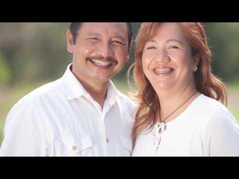 Happy Anniversary Bapak Martin dan Ibu Debby