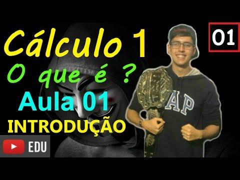 Видео CALCULO DIFERRENCIAL E INTEGRAL NO ENSINO MEDIO
