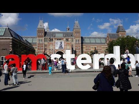 Amsterdam BJ´s City Tour 2015