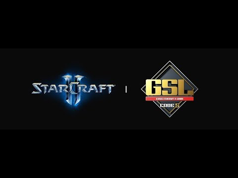 [ENG] 2018 GSL S3 Code S RO32 Group F