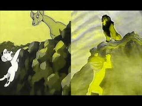 LION KING VS JUNGLE BOOK YouTube