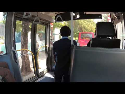 Maldives Bus Service Experience at Hulhumale to Airport - Maldives Travel Guide