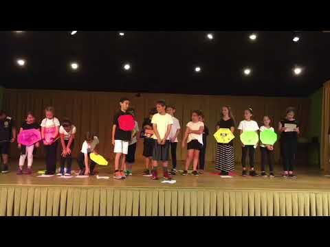 2015 Ben Gamla Palm Beach 3rd Grade; Ms Morris' class, Ms Garick's class