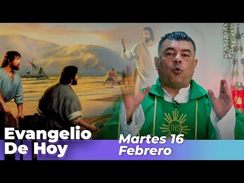 Evangelio De Hoy, Martes 16 De Febrero De 2021 - Cosmovision