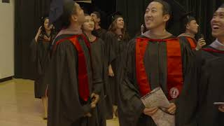 Stanford Graduate School of Business Diploma Ceremony 2019