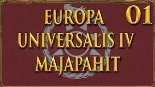 Gambar cover Europa Universalis IV Majapahit 01 (Let's Play / Deutsch)