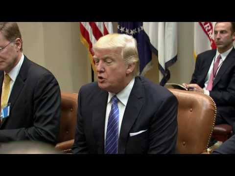 Video: Trump: Border tax on companies that move...