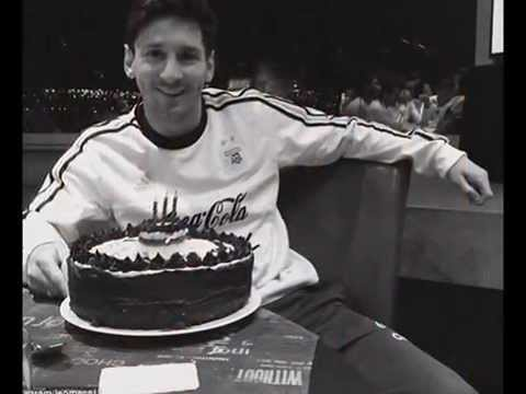 Lionel Messi Celebrated His Birthday