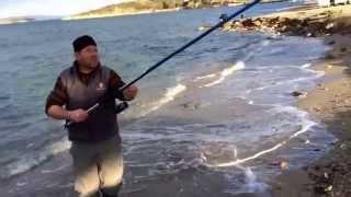 Foça'da Balık Nasıl Tutulur?