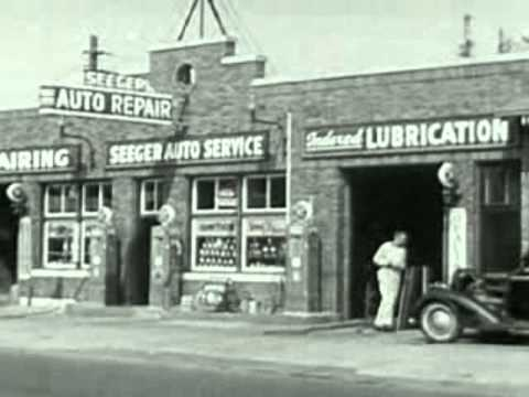 Vintage Reels Of Auto Repair By Swizzle Me Mobile