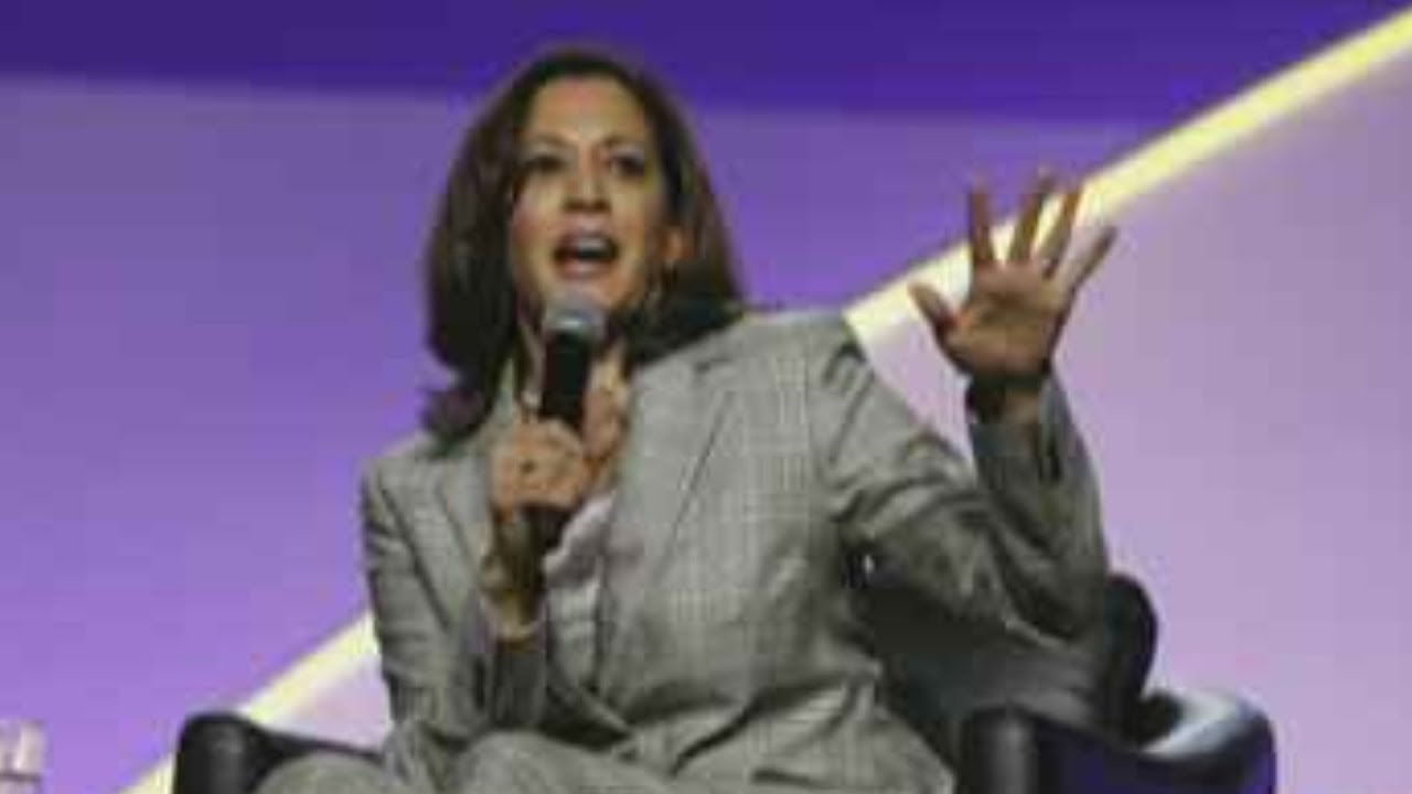 How 2020 contender Kamala Harris is reaching out to black student voters