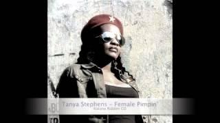 Video Tanya Stephens - Female Pimpin' (Katana Riddim) download MP3, 3GP, MP4, WEBM, AVI, FLV Juli 2018