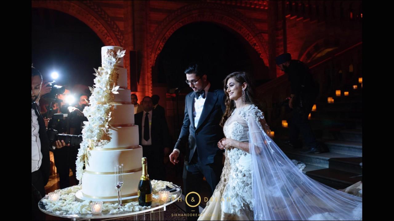 Luxury Asian Wedding Reception