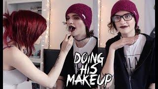 Giving My Friend  A Makeover  | Alex Dorame